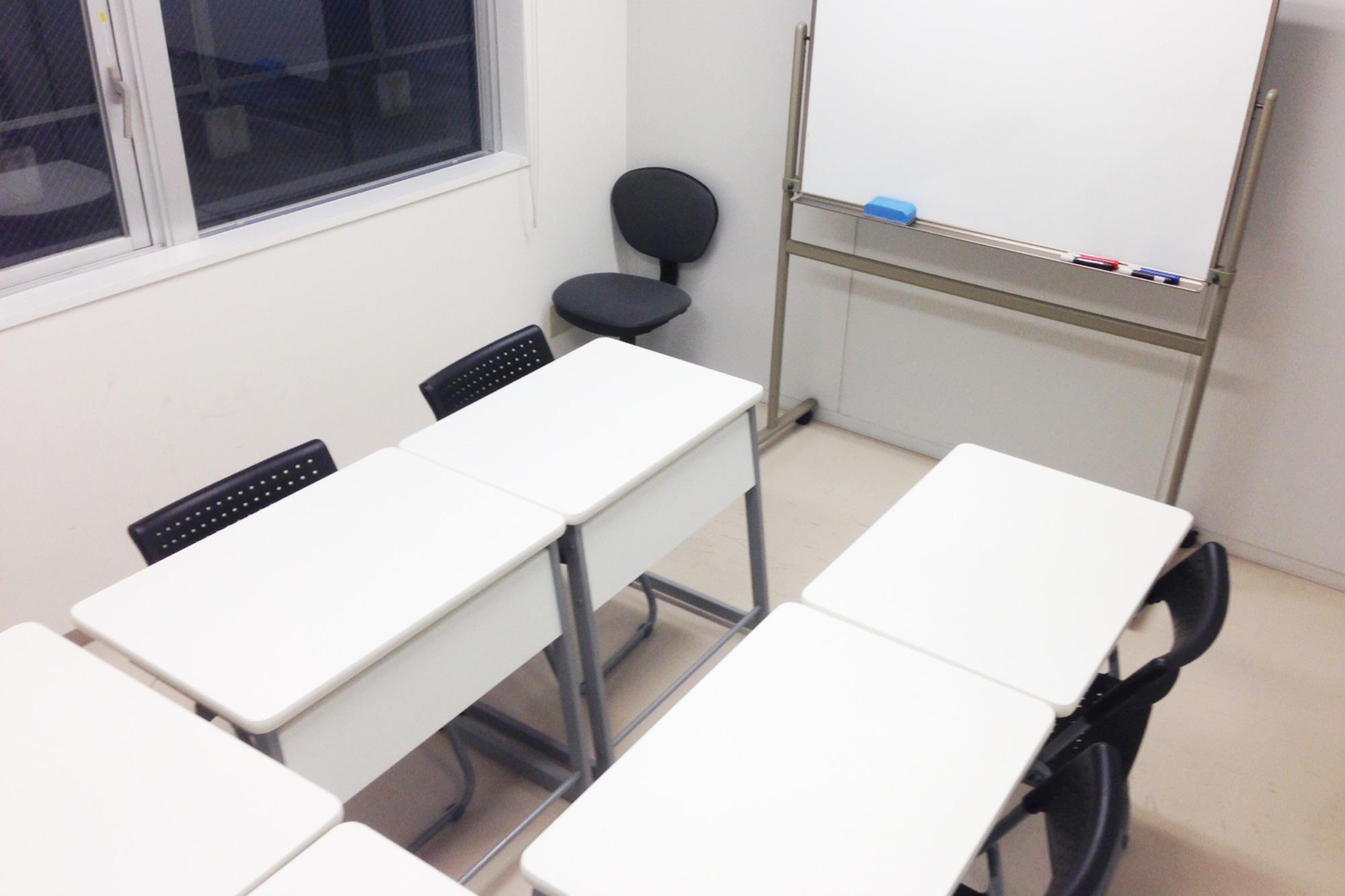 新宿(新大久保からすぐ)貸し会議室401号室